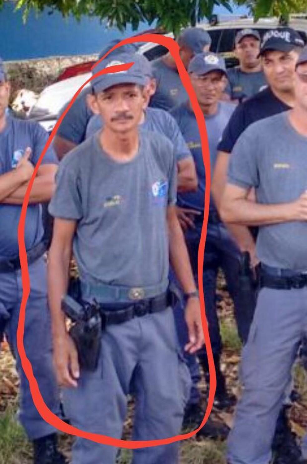 Josélio Costa Sousa era lotado no 9º Batalhão da Polícia Militar (Foto: Divulgação/Polícia)