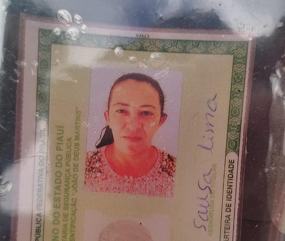 Mulher é morta a facadas e ex-marido, suspeito do crime, é encontrado ferido em Picos, Sul do Piauí — Foto: Divulgação/PMPI