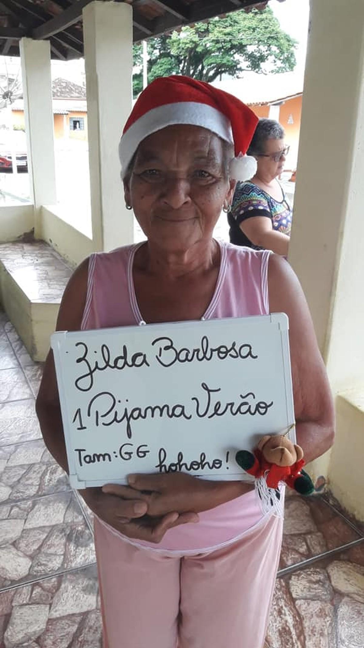 Campanha de Natal de asilo em Queluz viraliza e ganha apoio do padre Fábio de Melo - G1