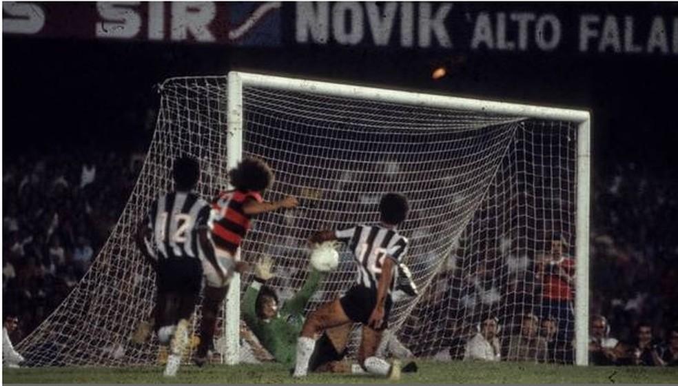 Título brasileiro do Flamengo completa 40 anos no dia 1 de junho deste ano