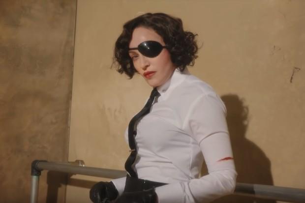 Madonna como a Madame X, personagem central do seu novo álbum (Foto: reprodução)