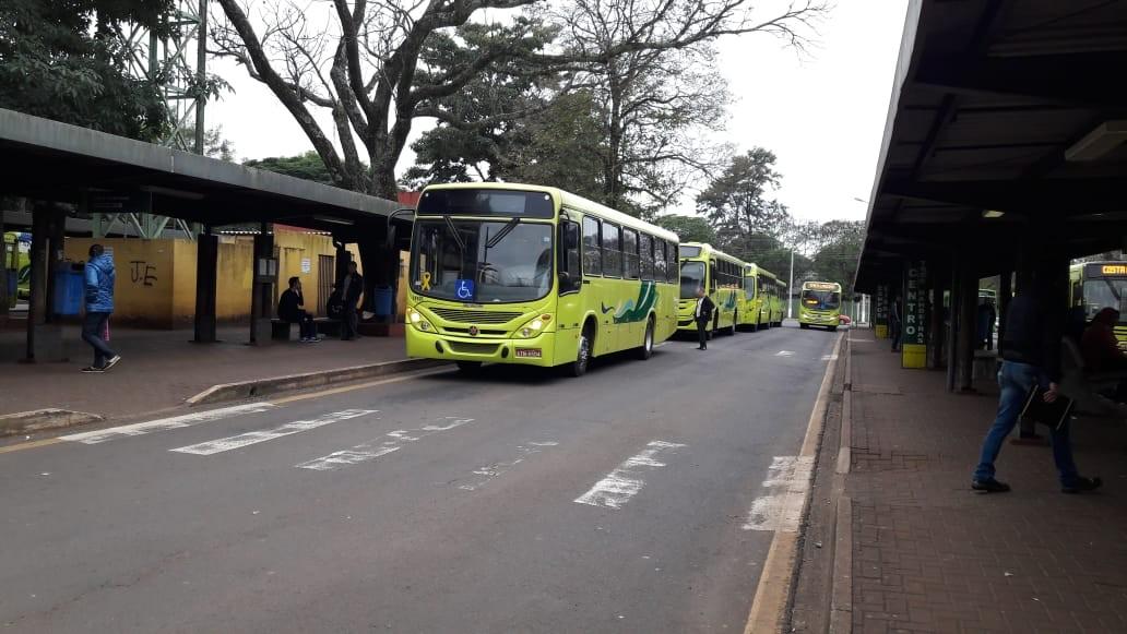 Foz do Iguaçu inicia consulta pública online sobre serviço do transporte coletivo; confira