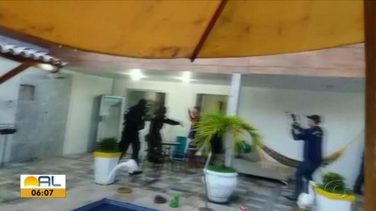 Operação prende 13 suspeitos de diversos crimes em Alagoas