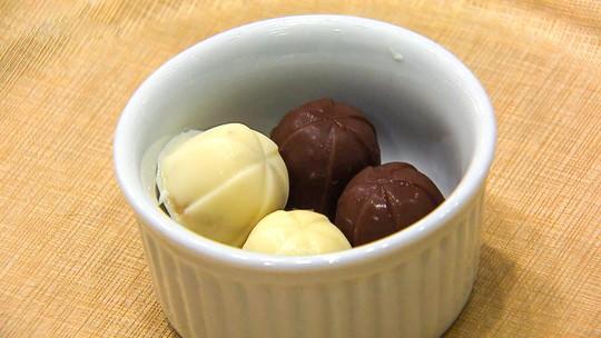 Bombom de Chocolate com Pimenta
