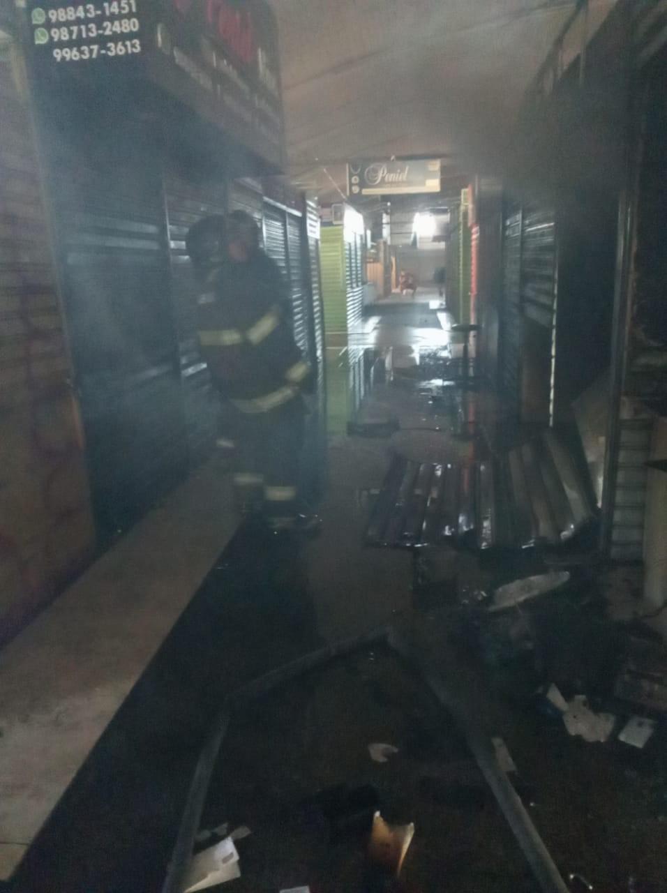 Lojas e barracos pegam fogo em feiras de Maceió e Arapiraca - Notícias - Plantão Diário
