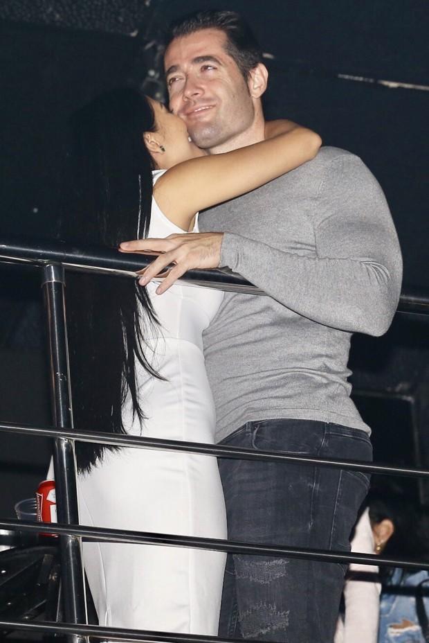 Simaria e o marido, Vicente (Foto: Manuela Scarpa/Brazil News)