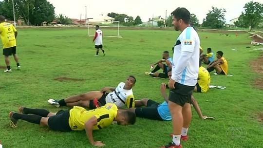 Sparta mantém ritmo pesado de treinamentos visando a Copa Verde