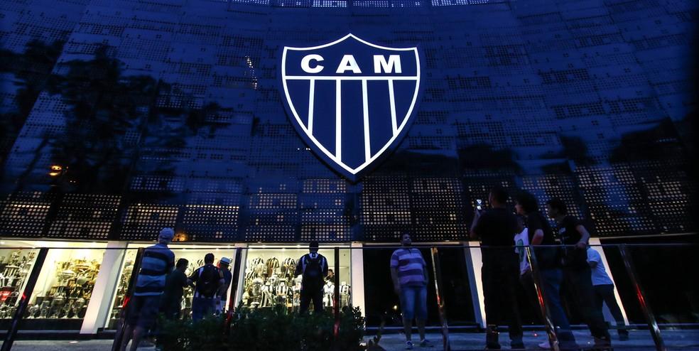 Votação do orçamento foi na sede do Atlético-MG (Foto: Bruno Cantini/Flickr do Atlético-MG)