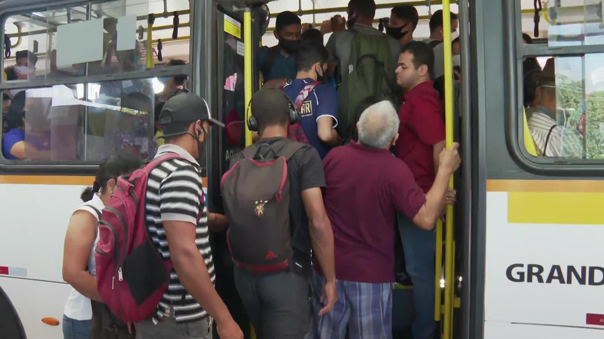 Linhas de ônibus têm ampliação de frota, diz Grande Recife Consórcio