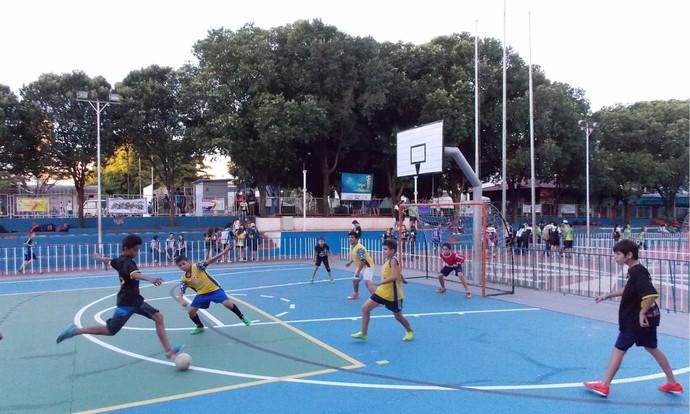 Jogos Salesianos (Foto: Divulgação/Colégio Dom Bosco)