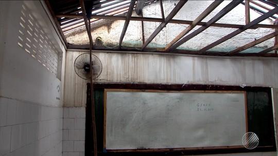 Início do ano letivo é adiado por falta de estrutura em escolas de Uruçuca
