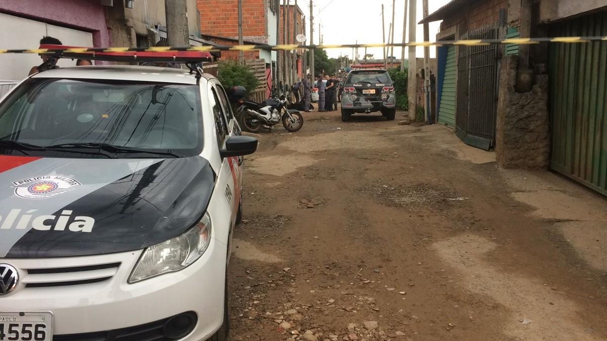 Polícia Militar encontra explosivos e drogas em uma casa de Campinas