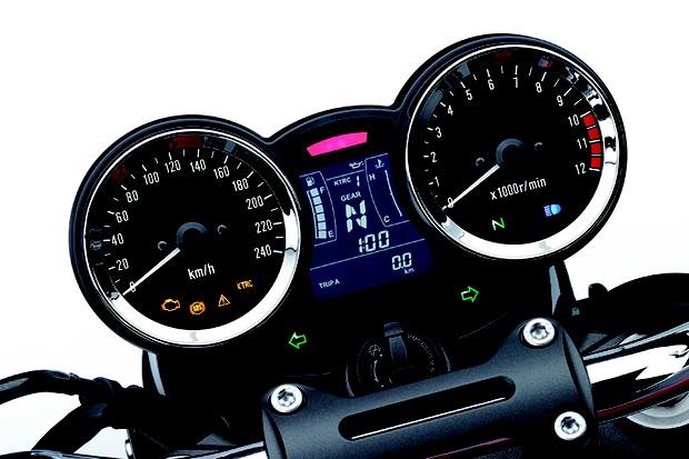Kawasaki Z900 RS (Foto: divulgação)