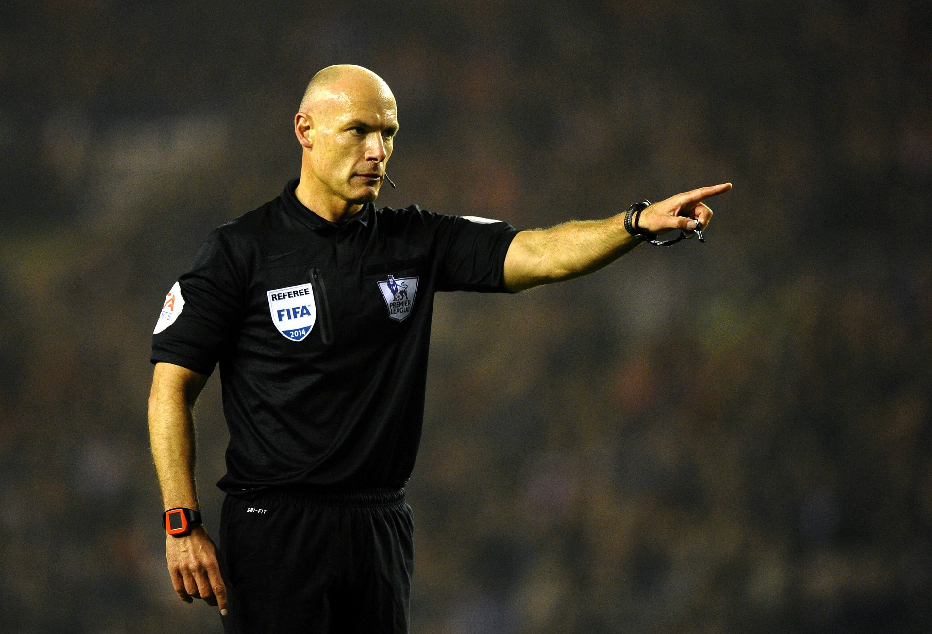 Howard Webb estará na Copa do Mundo no Brasil (Foto: Getty Images)