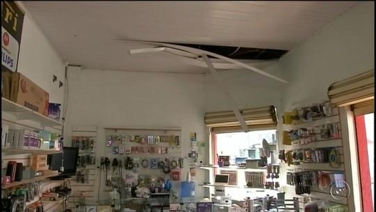 Ladrão é eletrocutado durante furto em loja de eletrônicos
