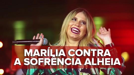 Marília Mendonça deixa sofrência de lado e canta rap em 'Conspiração' com Tribo da Periferia