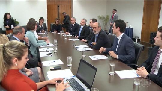 Raquel Dodge se reúne com procuradores da força-tarefa da Lava Jato de Curitiba