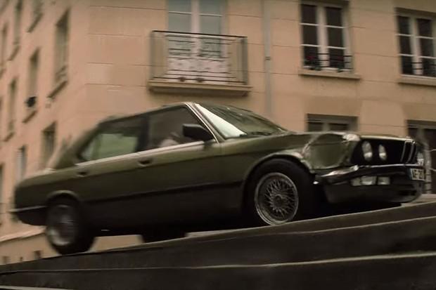 BMW Série 5 (E28) (Foto: divulgação)