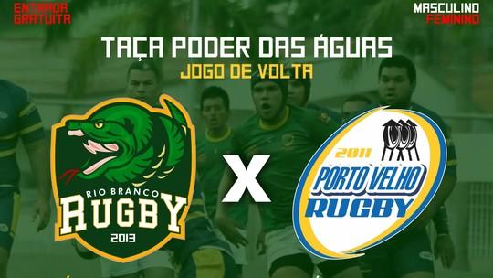 Foto: (Divulgação/Rio Branco Rugby)