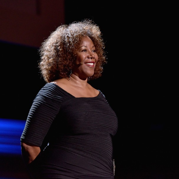 BROOKLYN, NY - NOVEMBER 13:  Ruby Bridges speaks onstage at Glamour's 2017 Women of The Year Awards at Kings Theatre on November 13, 2017 in Brooklyn, New York.  (Photo by Bryan Bedder/Getty Images for Glamour) (Foto: Getty Images)