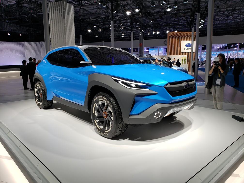 Subaru Adrenaline Concept — Foto: Rafael Miotto/G1