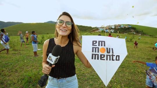 São José do Calçado, Santo Antônio e 'Tem Gosto de quê' no Em Movimento, 15