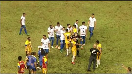Após empate com o Araguaína, técnico do Interporto exalta resultado fora de casa