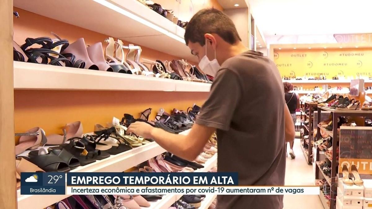 Brasil gerou mais de 2 milhões de vagas temporárias em 2020