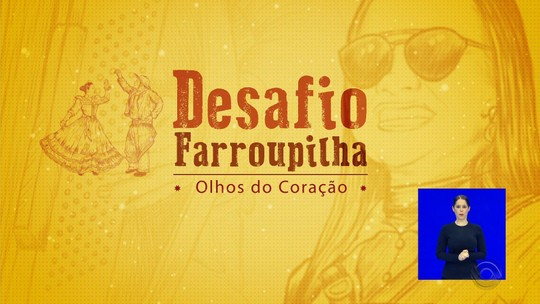 'Desafio Farroupilha' estreia na RBS TV