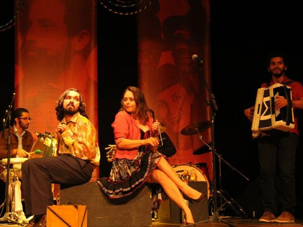Banda Dona Zefinha (Foto: Marcos Vieira/Divulgação)