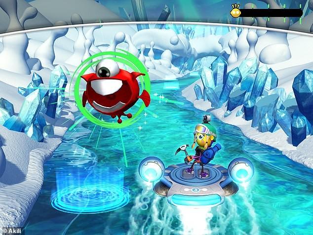 O jogo é chamado de EndeavorRX pelos desenvolvedores Akili Interactive e visa melhorar a atenção de crianças de oito a 12 anos diagnosticadas com TDAH (Foto: Divulgação)