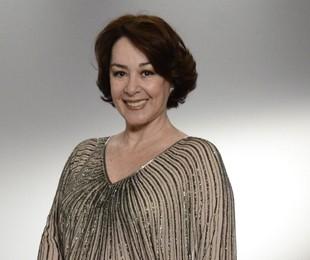 Nívea Maria estará na próxima novela de Gilberto Braga   Raphael Dias/TV Globo