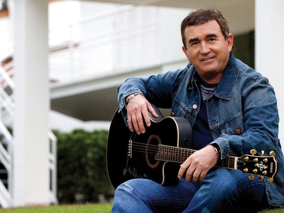 Amado Batista — Foto: Assessoria/Divulgação