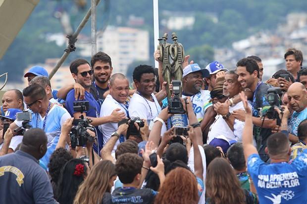 Beija-Flor (Foto: Daniel Pinheiro/AgNews )