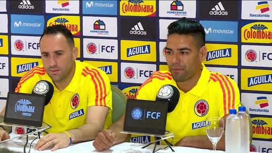 Falcao Garcia é a principal esperança da Colômbia na estreia da Copa América contra a Argentina