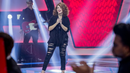 Final 'The Voice Brasil': reveja a trajetória de Carol Biazin no reality