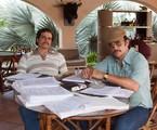 Wagner Moura e Juan Pablo Raba em 'Narcos' | Daniel Daza/Netflix