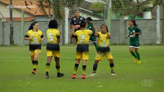 Aliança vence o Goiás e conquista o 2º turno do Goianão Feminino
