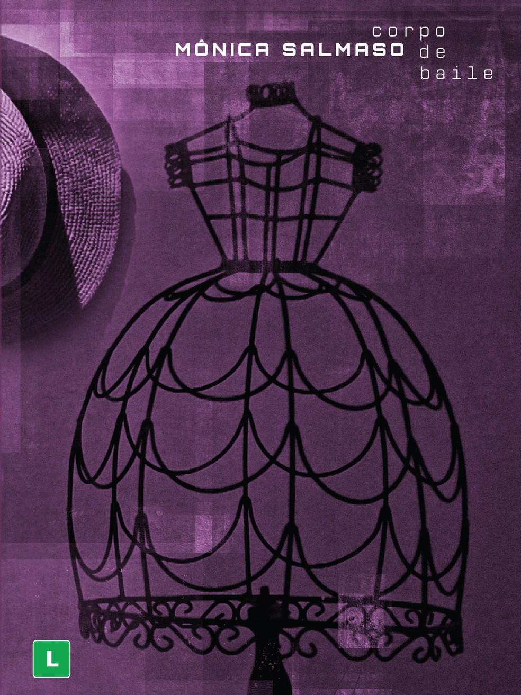 Capa do DVD 'Corpo de baile', de Mônica Salmaso — Foto: Divulgação