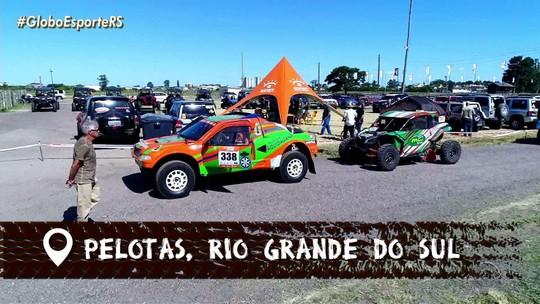 Sertões Rota Sul sai de Pelotas e chega a  Porto Alegre no fim de semana