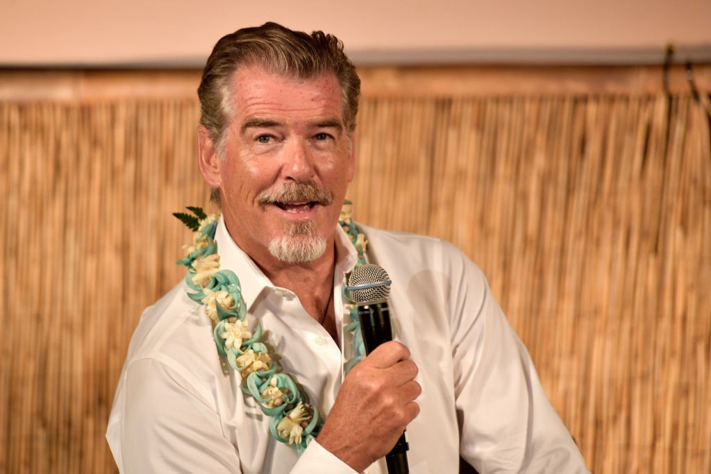 Pierce Brosnan (Foto: Getty Images)