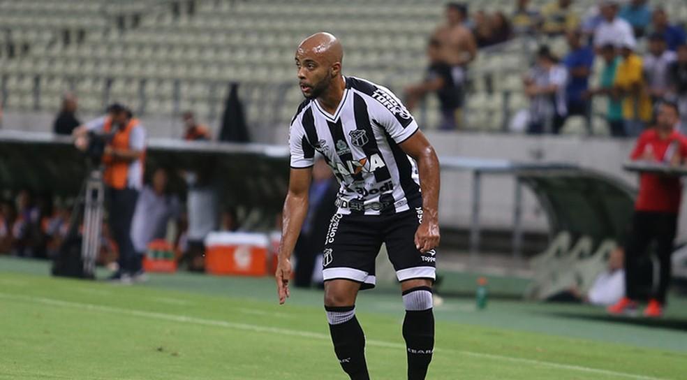 Romário é o primeiro reforço do Santos para 2018 (Foto: Christian Alekson/Cearasc.com)