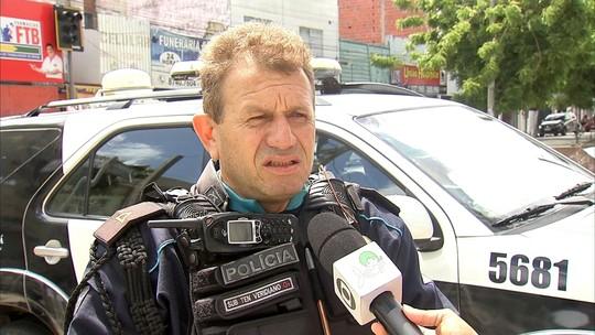 Policial militar é baleada no pescoço a caminho do 1º dia de trabalho