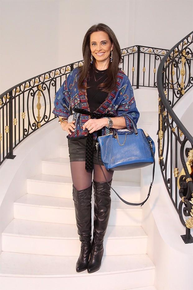 Carla Vilhena (Foto: Manuela Scarpa/Brazil News)