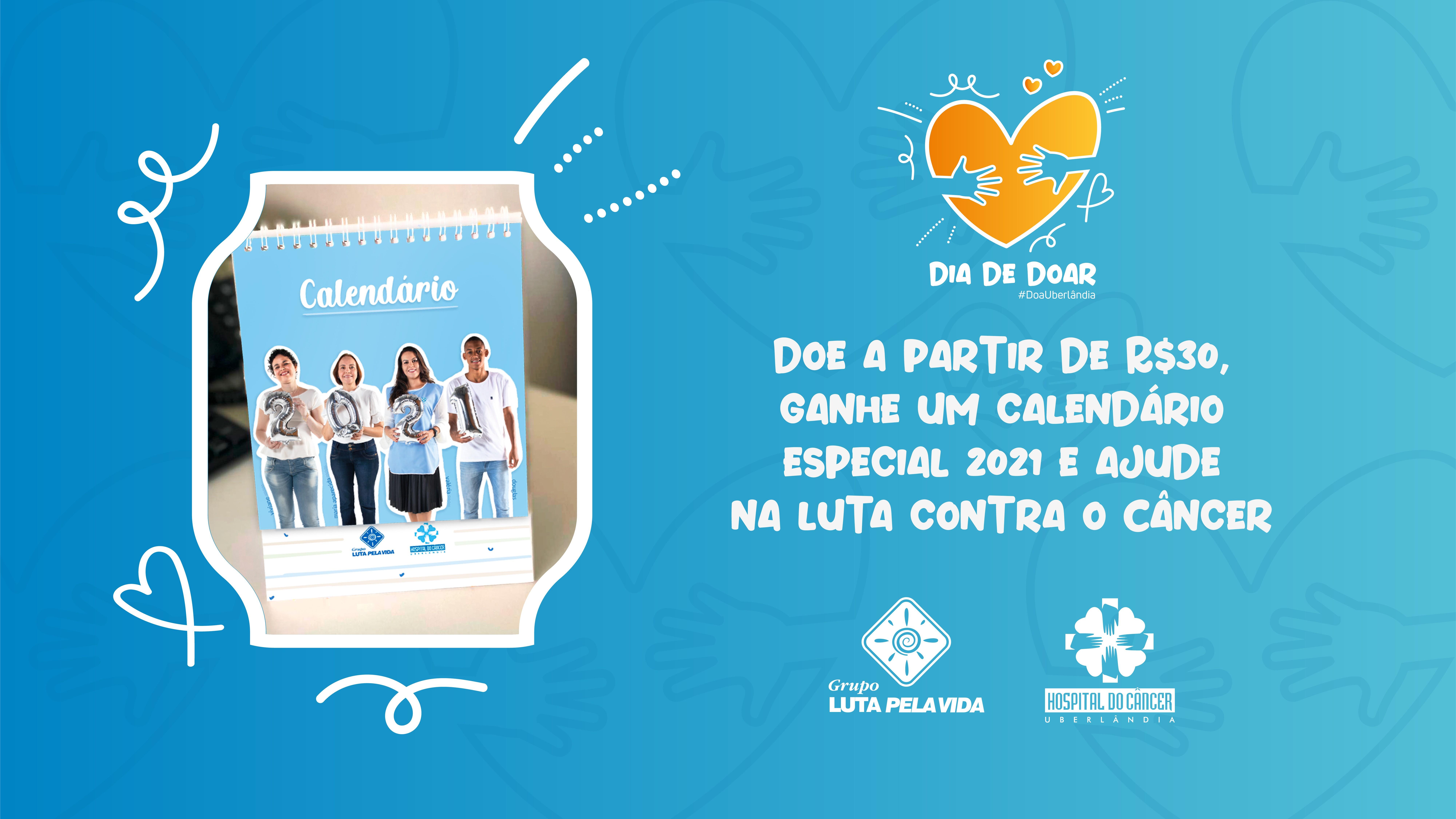Hospital do Câncer de Uberlândia realiza 'Dia de Doar' para promover a solidariedade e arrecadar verba para a instituição