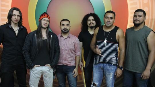 Rock da Midnight traz vertente internacional ao 'Paneiro'