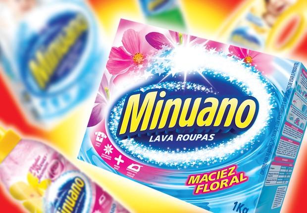 Embalagem de produtos Minuano (Foto: Divulgação)