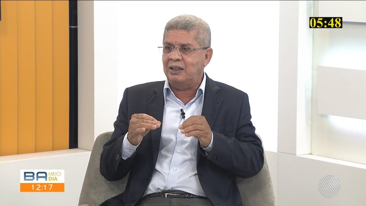 Candidato Zé Raimundo fala sobre campanha para a prefeitura de Vitória da Conquista