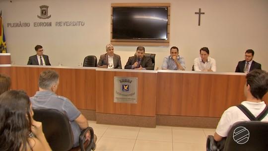 CPI questiona grau parentesco entre os prestadores de serviço de táxi em Campo Grande