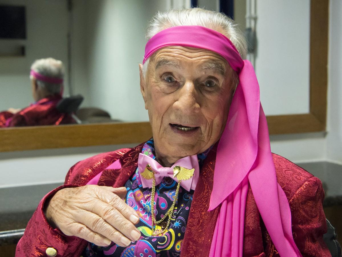 Orlando Drummond morre aos 101 anos; veja repercussão   Pop & Arte